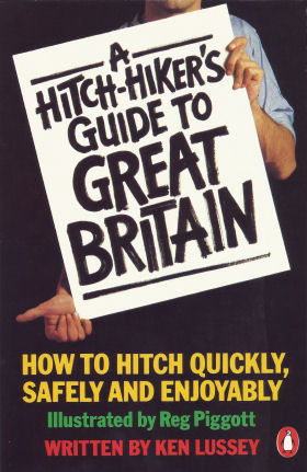 Cover of A Hitch-Hiker's Guide to Great Britain